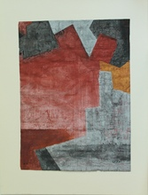Adam HENEIN - Pintura - Paysage nocturne III