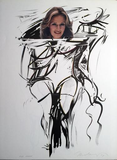 Mel RAMOS - Druckgrafik-Multiple - I Still Get a Thrill When I See Bill I