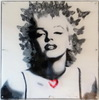 Peter  BEDNORZ & Paul  THIERRY - Druckgrafik-Multiple - Marilyn Lebe deinen Traum