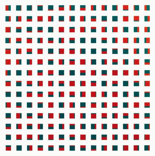 Knut NAVROT - Painting - limites occ. 1
