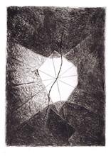 Joseph SIMA - 版画 - Texte automatique