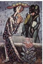 "Francisco MATEOS GONZÁLEZ - Peinture - ""La primavera"""