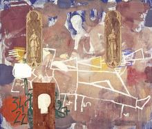 Mimmo PALADINO - Painting - Spagna