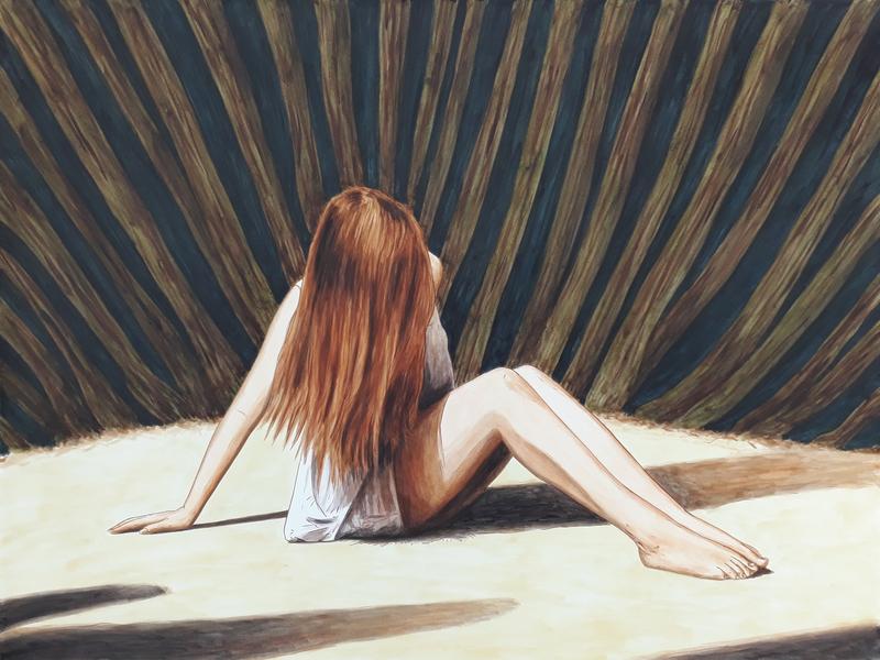 Erlend STEINER LOVISA - Painting - Floor 10    (Cat N° 6347)