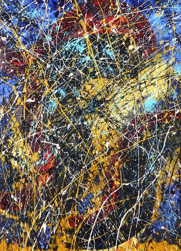 Jean-Jacques MARIE - Gemälde - Composition n°319