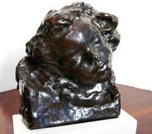 Émile Antoine BOURDELLE (1861-1929) - Enfant Endormi
