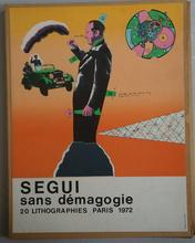 """Antonio SEGUI (1934) - Titre de l'album : """"Sans démagogie"""""""