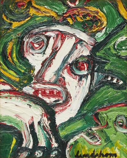 Bengt LINDSTRÖM - Painting - diskussion