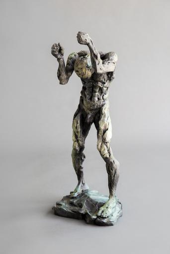Richard TOSCZAK - Scultura Volume - Defensive Posture - Untitled No 52 1/8