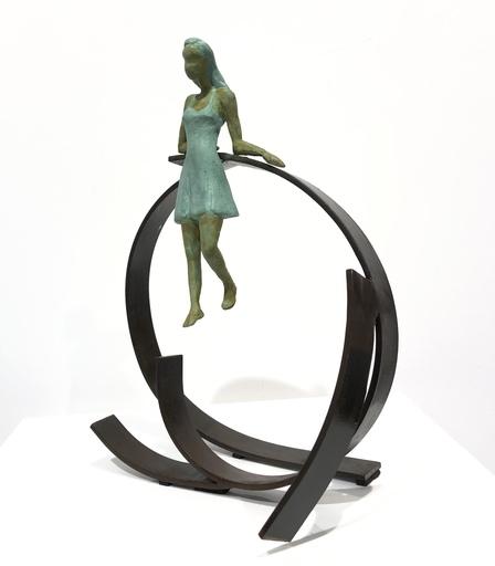 Joan ARTIGAS PLANAS - Escultura - Small Anna's circle