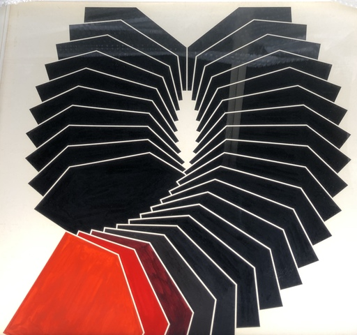 Franco GRIGNANI - 绘画 - 143 periodica