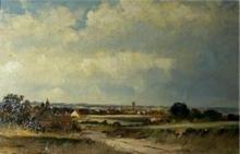 Roy PETLEY - Painting - Debenham