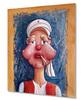 Ghazi BAKER - Painting - Aliboobie