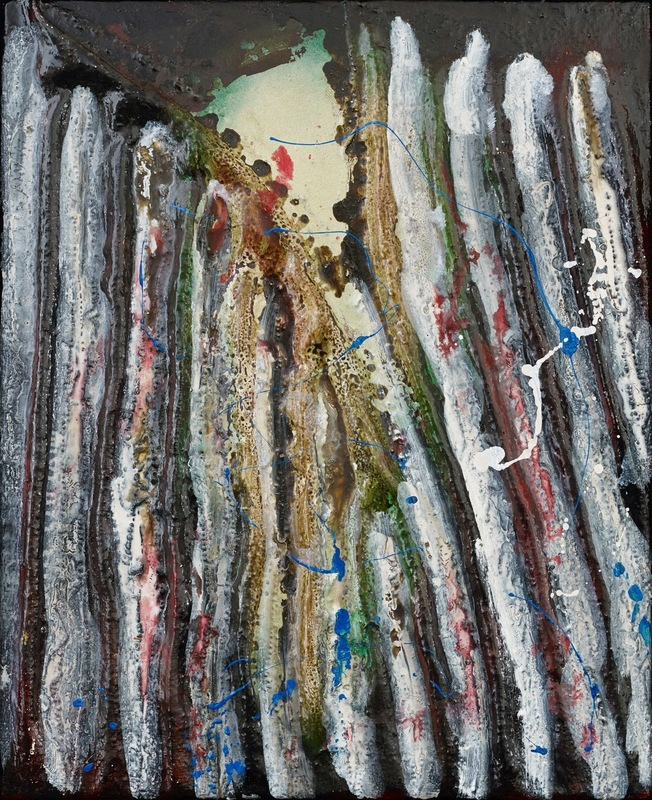 Tsuyoshi MAEKAWA - Painting - Untitled 130630