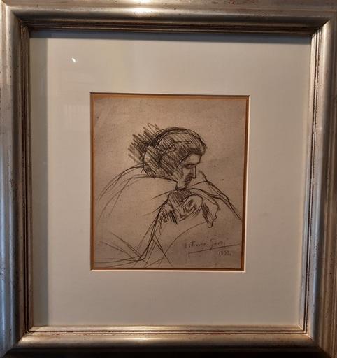 Joaquín TORRES GARCÍA - Drawing-Watercolor