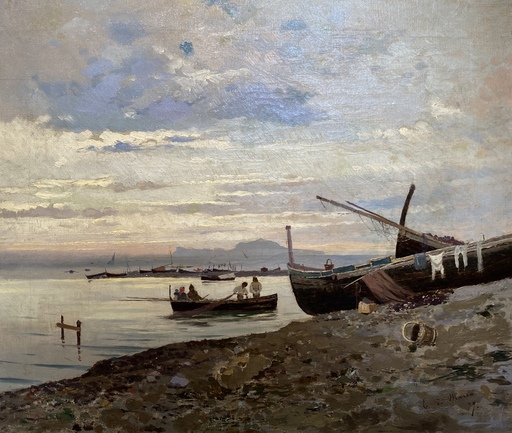 Ettore DE MARIA BERGLER - Pintura