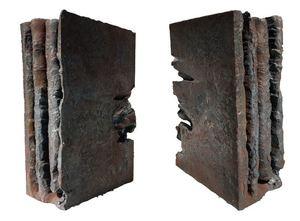Giuseppe SPAGNULO - Sculpture-Volume - Libro