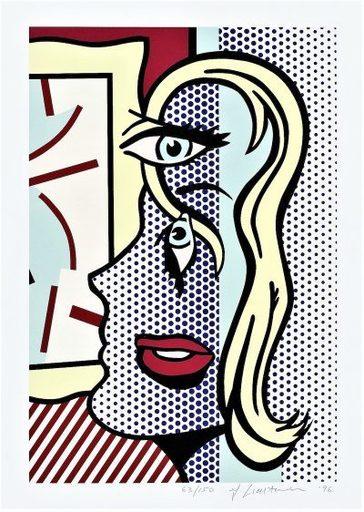 Roy LICHTENSTEIN - Print-Multiple - Art Critic