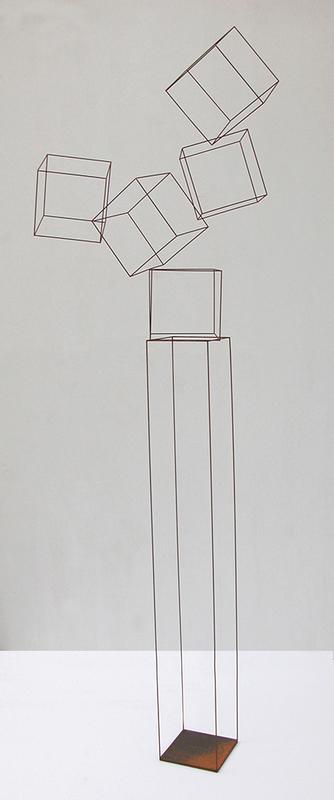 Lukas ULMI - Sculpture-Volume - Atracción II