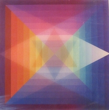 Yaacov AGAM - Estampe-Multiple - Star