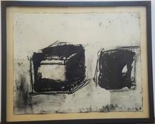Giuseppe SPAGNULO - Painting - Senza titolo