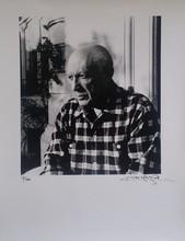 Lucien CLERGUE - Fotografia - PICASSO LA CALIFORNIE