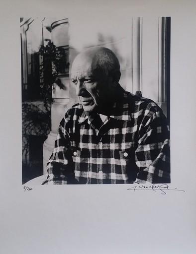 Lucien CLERGUE - Photography - PICASSO LA CALIFORNIE