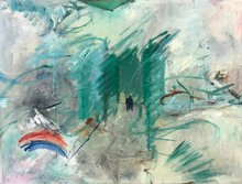 Robert LABOR - Peinture -  Dream