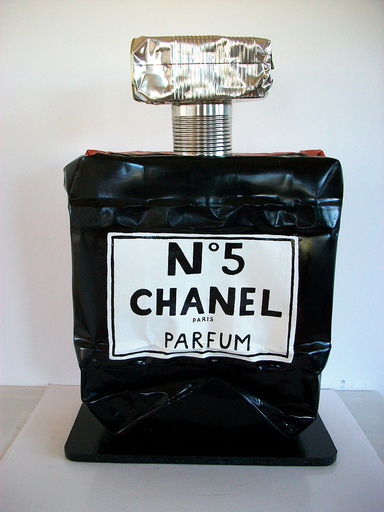 Norman GEKKO - 雕塑 - Total Chanel