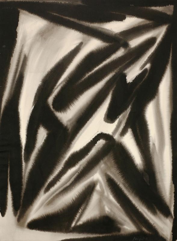 Biagio PANCINO - Drawing-Watercolor - sans titre