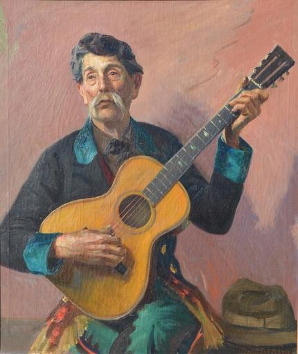 Arthur Merton HAZARD - Painting