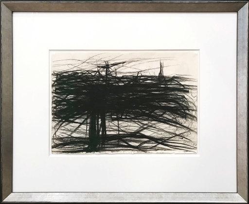 Max UHLIG - Dibujo Acuarela - Thames London (Themse) I