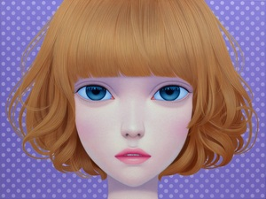 Kim KISEOK - Painting - Plastic Series