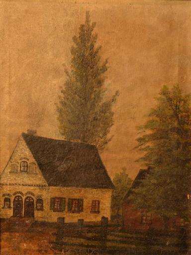 Boris Nikolaevich ERMOLAEV - Gemälde - Landscape