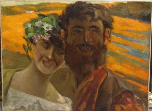 André Pierre LUPIAC - Gemälde