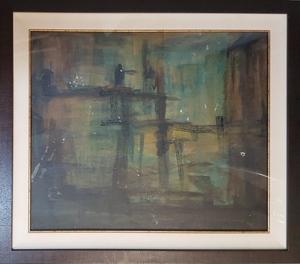 Guido LLINAS - Pintura - Pintura
