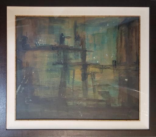 Guido LLINAS - Painting - Pintura