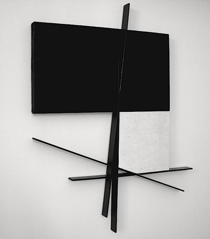 Giovanni CAMPUS - Gemälde - Tempo in processo