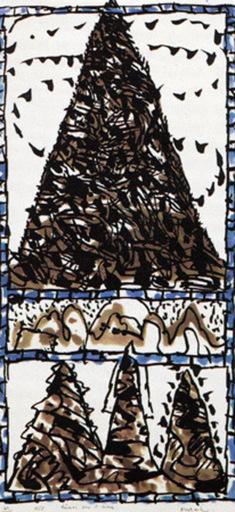 Jules LISMONDE - Print-Multiple - Bagatelle I