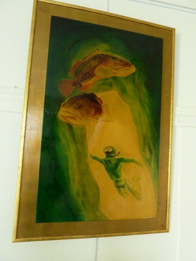 André MARGAT - Painting