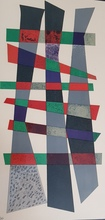 Wassily KANDINSKY - Estampe-Multiple - Composition abstraite de 1932 - Compositie 32