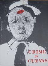 José Luis CUEVAS - Grabado - crime by cuevas