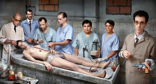 Marcos LOPEZ - Photography - Autopsia