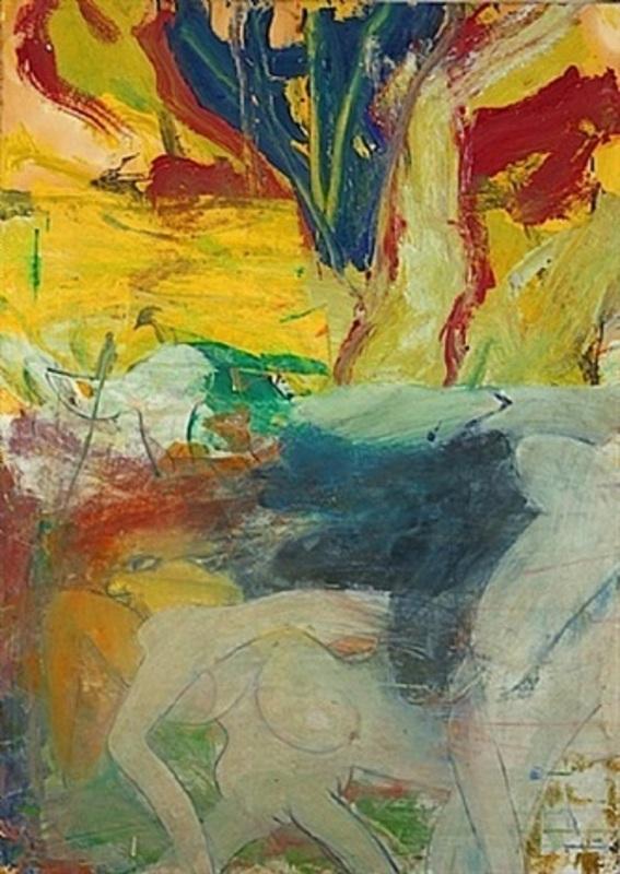 Willem DE KOONING - Painting - Untitled - Sold