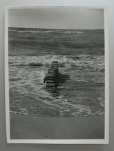 Raoul HAUSMANN - Photo - Jershöjt, Baltic Sea, 1931