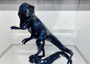 Richard ORLINSKI - Sculpture-Volume -  T-REX Blue