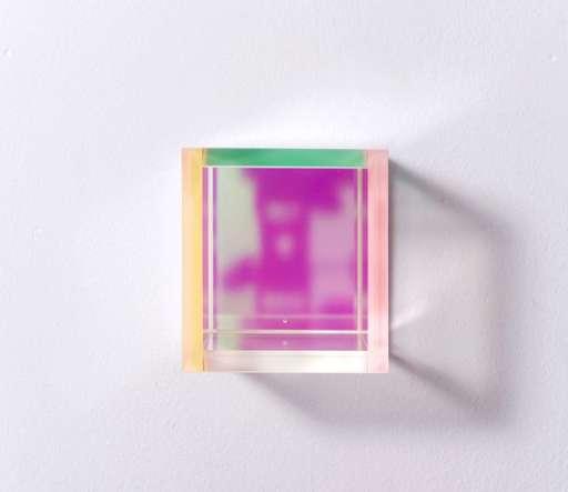 Regine SCHUMANN - Scultura Volume - Colormirror mini rainbow 5 colors