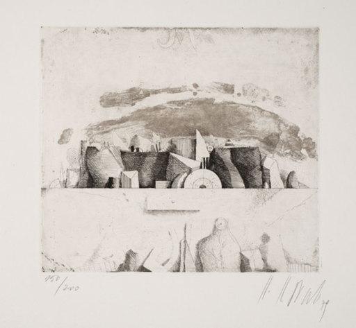 Karl KORAB - Print-Multiple - Landschaft