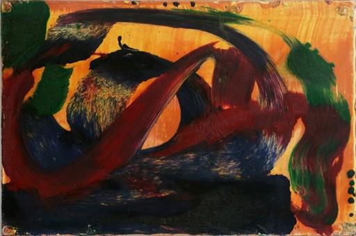 Matt LAMB - Pintura - Composition (ca.1980)