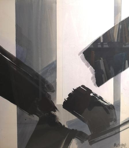 Manuel MAMPASO BUENO - Pintura - Composición abstracta